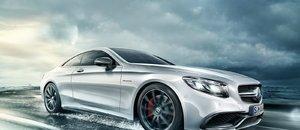 La Classe S Coupé 2015, l'élégance d'une GT