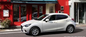 La Mazda2 dévoilée en marge du Salon de l'Auto de Montréal