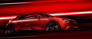 Un véhicule concept de Kia provoquera à Genève