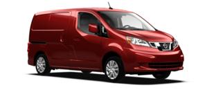 Le véhicule commercial compact de Nissan : NV200
