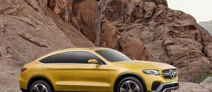 Le Mercedes-Benz GLC sera dévoilé le 17 juin prochain
