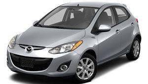 La Mazda 2- Selon le Guide de l'Auto
