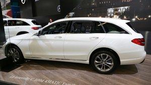 La nouvelle Mercedes-Benz Classe C familiale : juste pour le Canada