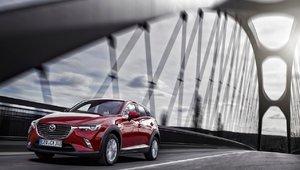 Mazda voit ses ventes augmentées en février