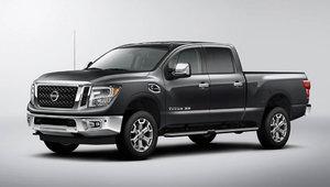 Le Nissan Titan 2017 est enfin dévoilé