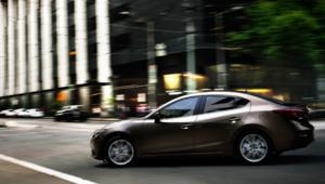 Cinq millions de Mazda3 à l'échelle planétaire