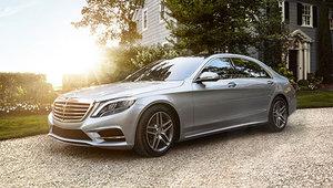 La recharge par induction possible avec la Mercedes-Benz Classe S?