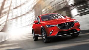 Mazda CX-3 2016 prix : plusieurs versions abordables