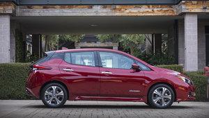 Trois technologies d'avant-garde offertes sur la Nissan LEAF 2018