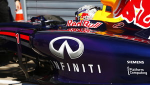 Infiniti lance le Grand Prix des États-Unis en grande pompe