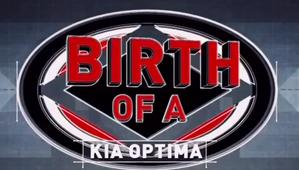 La naissance de la nouvelle Kia Optima