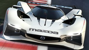 La Mazda LM55 Vision GT sera de Gran Turismo 6
