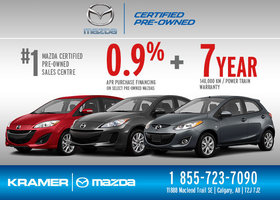 Mazda Certified Pre-Owned from Kramer Mazda