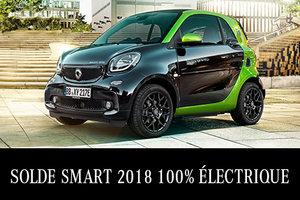 Smart électrique : Location 45 mois 299$ /mois