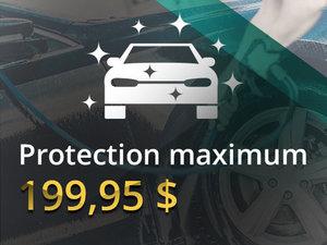 Forfait d'esthétique #3 - Protection maximum