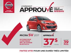 Micra 2017