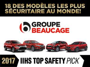 La mention Top Safety Pick chez le Groupe Beaucage