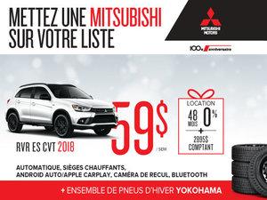 Mitsubishi RVR 2018 en rabais