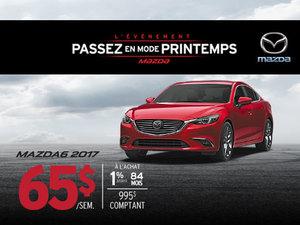 La Mazda6 2017