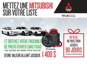 Mettez une Mitsubishi sur votre liste