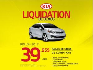 Rio LX+ 2017