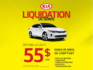 Optima LX 2017