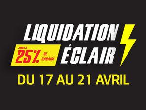 LIQUIDATION ÉCLAIR DE 5 JOURS KIA