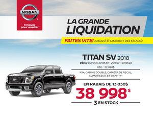 TITAN SV 2018 démos