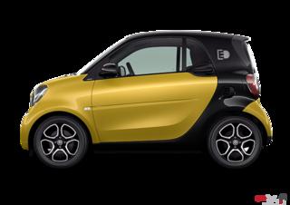smart smart fortwo coupé - électrique