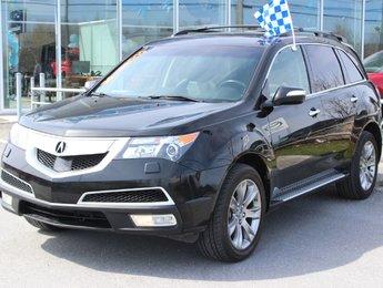 Acura MDX 2011 SH-AWD*ELITE*V6*3.7L*GPS*CAMERA*TACTIL*TOIT*DVD
