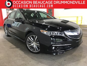 Acura TLX 2015 V6 ELITE - NAVIGATION - CUIR - TOIT OUVRANT!!