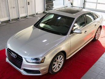 Audi A4 2015 Progressiv plus