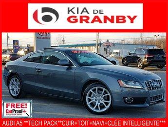 Audi A5 2012 2.0T Premium Plus**NAVI+TOIT+CUIR