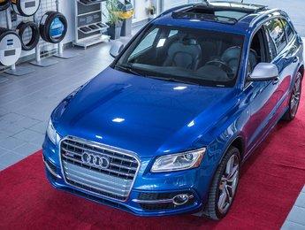 Audi Q5/SQ5 2015 3.0T Progressiv