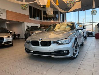 BMW 3 Series 2016 320i XDRIVE TOIT OUVRANT CUIR MAGS BLUETOOTH