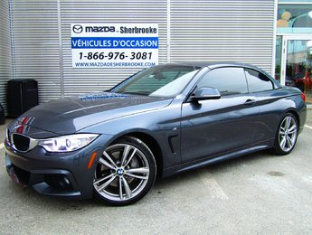 BMW 4 Series 2014 435i