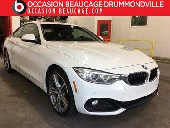 BMW 4 Series 2015 428I XDRIVE - M SPORT DE LUXE