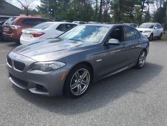 BMW 5 Series 2013 535i xDrive, navigation, toit ouvrant, caméra 360