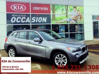 BMW X1 2012 AWD CUIR SIEGES BLUETOOTH