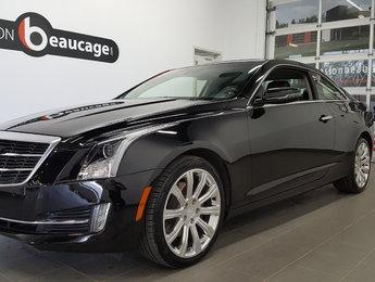 Cadillac ATS Coupe 2015 Performance AWD, toit, coupe, régulateur intellig