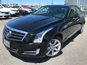 Cadillac ATS 2014 AWD 2.0 T PERFORMANCE CUIR TOIT OUVRANT GPS MAGS