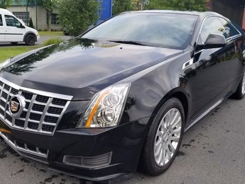 Cadillac CTS Coupe 2014 AWD - CUIR - BUETOOTH - BAS MILLAGE !!