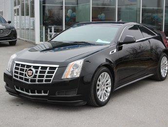 Cadillac CTS 2013 3.6L*COUPE*AC*CRUISE*CUIR*GR ELEC*SONAR