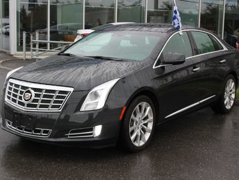 Cadillac XTS 2015 LUXE*AWD*GPS*CUIR*TOIT*AC*BLUETOOTH*SIEGES C/V*BOS