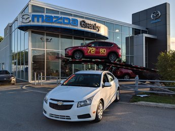 Chevrolet Cruze 2011 LT Turbo*CRUISE*AC*GR ELECT*DEMAREUR*