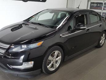 Chevrolet Volt 2014 Cuir, sièges chauffants, caméra de recul
