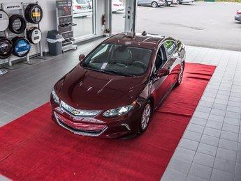 Chevrolet Volt 2016 Premier *GPS + Caméra + Très rare!*