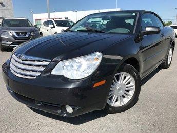 Chrysler Sebring 2008 TOURING CONVERTIBLE AUTOMATIQUE TOUT ÉQUIPÉ