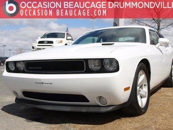 Dodge Challenger 2012 SXT - GPS / NAVIGATION + CUIR!!