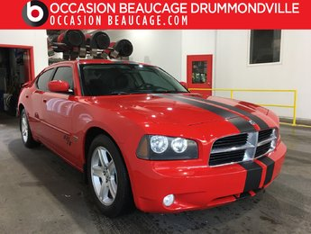Dodge Charger 2010 R/T - A/C + CUIR - BAS MILLAGE!!